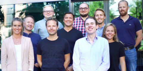 Oliasoft group photo