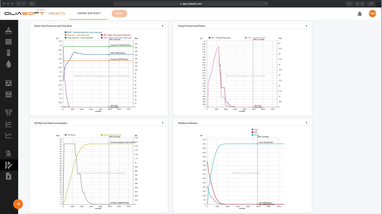 Blowout and Kill Simulations screenshots