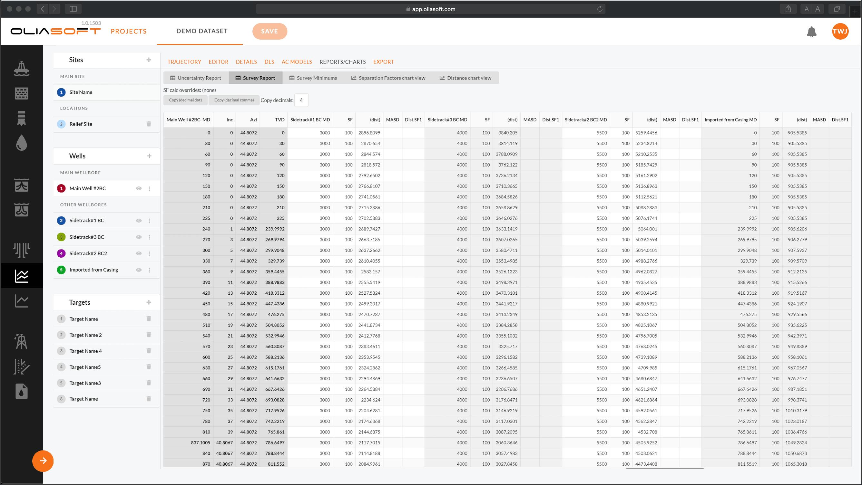 Trajectory Design screenshot