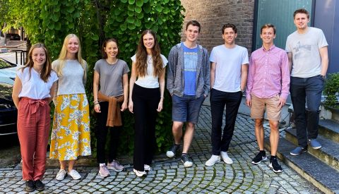 Oliasoft Summer Interns 2020